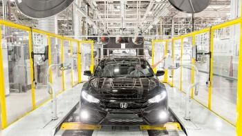 Honda ngừng sản xuất ô tô ở Anh sau Brexit