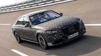 Mercedes-Benz S-Class 2021 sẽ có phiên bản hybrid