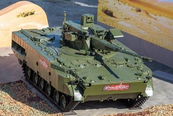 Hệ thống pháo 2S38 Derivatsiya-PVO của Nga thử nghiệm thành công khả năng chống lại máy không người lái