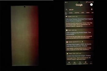 Samsung Galaxy Note 20 Ultra bị báo cáo lỗi màn hình xanh không rõ nguyên nhân