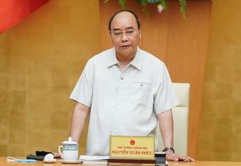 Thủ tướng Nguyễn Xuân Phúc giao Bộ Y tế trình phương án sống chung với dịch Covid-19