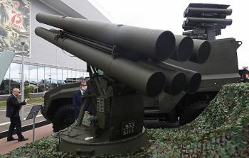 Nga: Hệ thống tên lửa Hermes có thể quét sạch các loại xe tăng của phương Tây