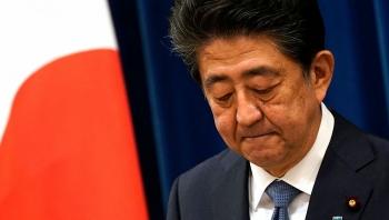 Thủ tướng Nhật Shinzo Abe tuyên bố từ chức