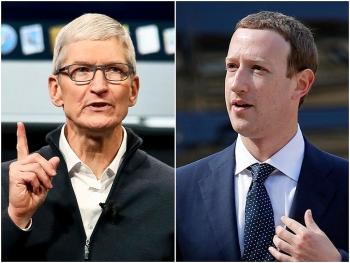 """Apple chặn cập nhật Facebook vì """"tội"""" tiết lộ khoản phí 30%"""