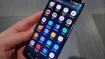 Google Maps bị hỏng do Samsung Galaxy S8 cập nhật kém