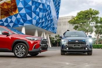 Giá xe ô tô Toyota mới nhất tháng 9/2020: Corolla Cross 2020 sẽ đến tay người dùng