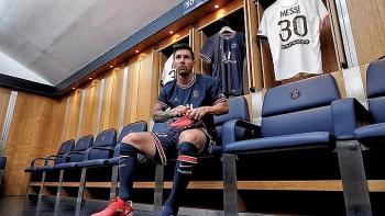 Vì sao Lionel Messi chọn số 30 tại PSG?