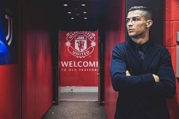 Cristiano Ronaldo chính thức trở về Manchester United?