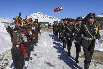 Ấn Độ tố Trung Quốc có 'động thái quân sự khiêu khích' ở biên giới hai nước