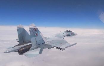 Nga bác bỏ việc tiêm kích Su-27 xâm phạm biên giới Đan Mạch