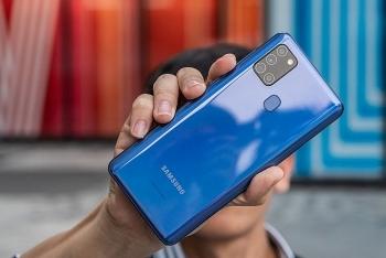 Samsung Galaxy A21s camera tốt nhưng hiệu suất kém