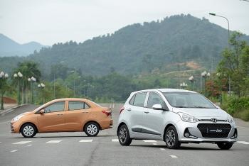 Hyundai Grand i10 âm thầm tăng gấp đôi ưu đãi