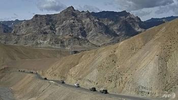 Căng thẳng Ấn Độ-Trung Quốc lại leo thang