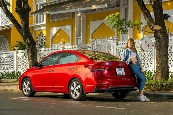 Doanh số xe Hyundai tháng 8/2020 sụt giảm gần 30%