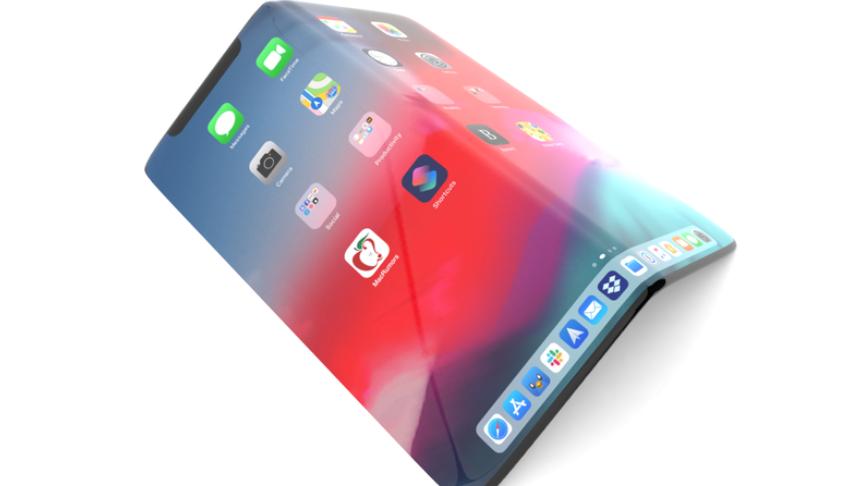 iPhone mới có thể sở hữu màn hình gập