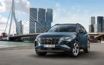 Hyundai Tucson 2021 ra mắt với phong cách táo bạo