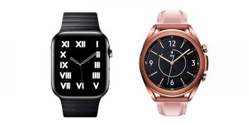 Mua đồng hồ thông minh: Apple Watch Series 6 hay Samsung Galaxy Watch 3?