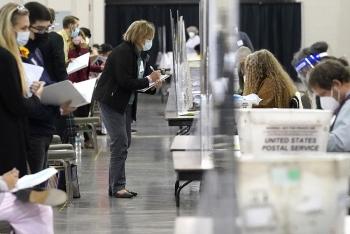 Bang Wisconsin tố các quan sát viên của Tổng thống Trump gây nhiễu việc kiểm phiếu lại