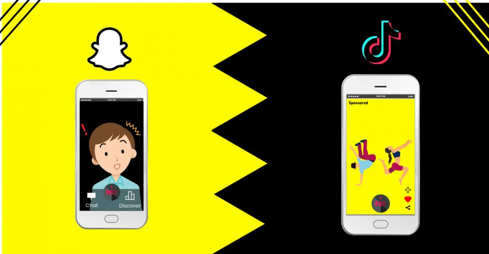 Snapchat chính thức ra mắt tính năng video ngắn so kè với TikTok