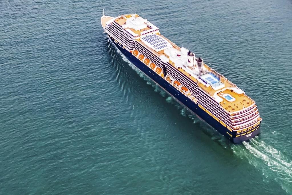 Tàu Westerdam cập cảng Cao Hùng, Đài Loan tìm 31 tài xế chở khách