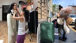 stylist viet nam phai ngu duoi san an mi goi khi lam viec tai new york