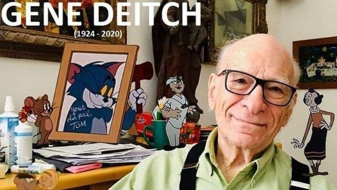 Đạo diễn của series phim hoạt hình đình đám Tom & Jerry qua đời tại nhà riêng