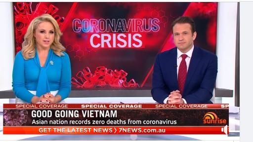 Truyền thông Australia: Việt Nam chiến thắng Covid-19 vì người dân dám hi sinh lợi ích cá nhân