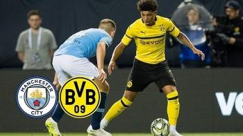 Link trực tiếp ManCity vs Dortmund: Xem online, nhận định tỷ số, thành tích đối đầu