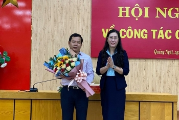 Chân dung tân Phó bí thư Tỉnh ủy Quảng Ngãi vừa nhậm chức