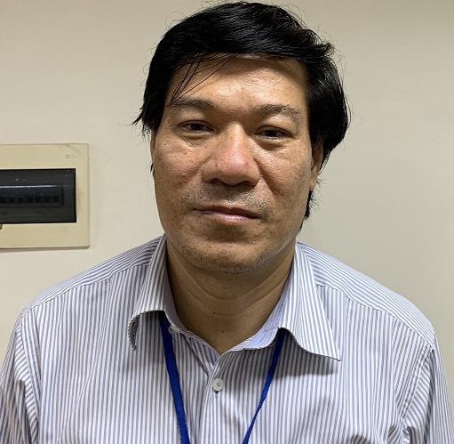 Vụ nâng khống giá thiết bị y tế: Cựu Giám đốc CDC Hà Nội Nguyễn Nhật Cảm bị đề nghị truy tố