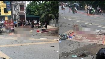 Vụ 3 cô gái tử vong sau tai nạn thảm khốc ở Phú Thọ: Tạm giam 4 tháng tài xế