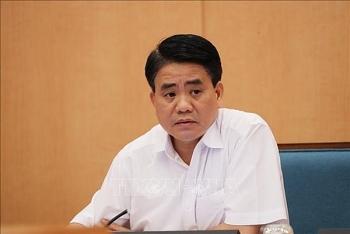 Bộ Công an đề nghị truy tố ông Nguyễn Đức Chung