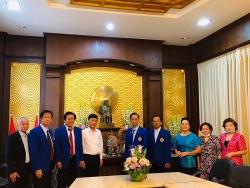 Tổng lãnh sự quán Việt Nam tại Khỏn Kèn kỷ niệm 130 năm ngày sinh Chủ tịch Hồ Chí Minh
