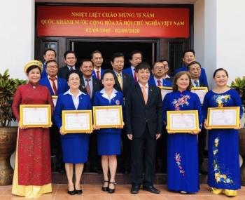 Tổng lãnh sự quán Việt Nam tại Khỏn Kèn kỷ niệm 75 năm Quốc khánh 2/9