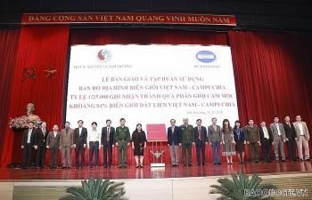 Tăng cường hiệu quả công tác thực hiện nhiệm vụ kép trong công tác quản lý, bảo vệ tuyến biên giới Việt Nam – Campuchia