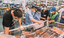 Trung Quốc tẩy chay cá hồi vì nghi liên quan