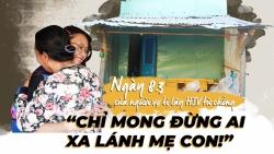 la thu me gui con ung thu dam nuoc mat o phu yen