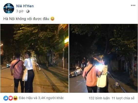 facebook sao viet hom nay 275 ha bang sinh con trai thu 3 hhen nie tay trong tay cung trai la