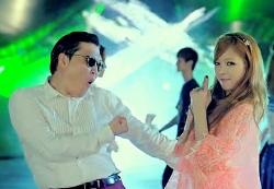 dieu nhay ngo ngan gangnam style va su cay dang o ky sinh trung