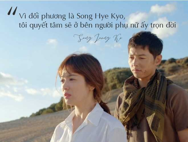 nhung cau noi ngot ngao den tan chay cua cap doi song joong ki va song hye kyo