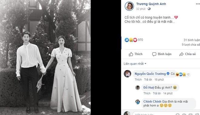 facebook sao viet hom nay 276 sao viet tiec nuoi khi song song ly hon noi it ngon tinh di va hy sinh cho nhau that nhieu