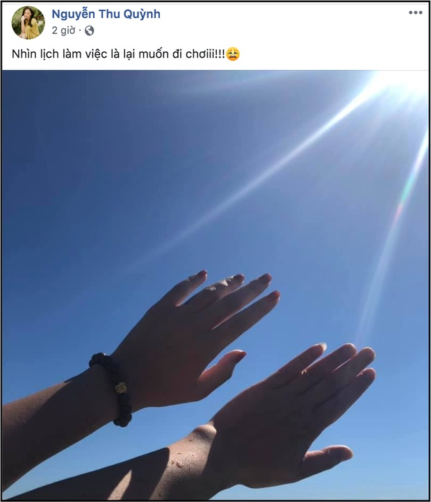 facebook sao viet hom nay 297 thu quynh co nguoi yeu moi sau ly hon