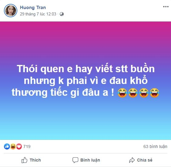 facebook sao viet hom nay 317 mc hoang linh len tieng khi bi don thoi la nhan vat chinh trong mot clip nhay cam