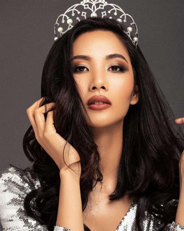 hoang thuy lot top 5 thi sinh duoc yeu thich nhat tai miss universe 2019 do missosology binh chon