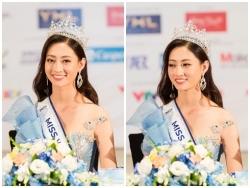 luong thuy linh dang quang miss world viet nam 2019