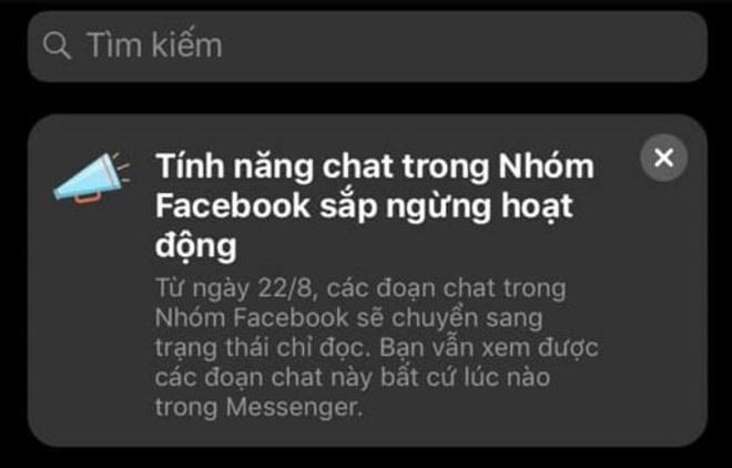 thuc hu chuyen facebook bo chat nhom messenger
