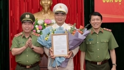 giam doc cong an thai binh lam pho cuc truong bo cong an