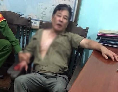 vu giet nguoi kinh hoang o thai nguyen nghi pham la cuu pgd cong ty xi mang