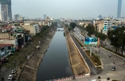 Hà Nội: Sẽ có thêm 3 cầu vượt cho người đi bộ qua sông Tô Lịch