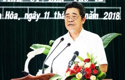 Bí thư Tỉnh ủy Khánh Hoà Lê Thanh Quang xin nghỉ hưu trước tuổi